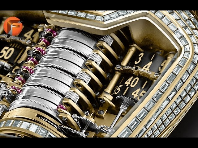 INSANE WATCHES You Won't Believe Exist